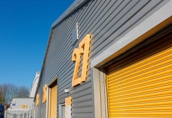 Phoenix Distribution Park, Heston, unit 27