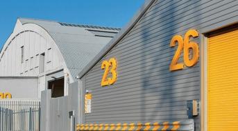 Phoenix Distribution Park units 23 and 26