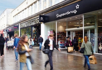 Superdrug in Southampton