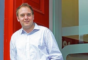 Dylan Laing, Director of Marketing at Sapcotes