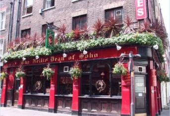 Sapcotes Acquisition in Dean Street London